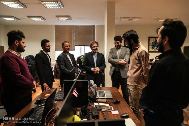 FM spox visits MNA
