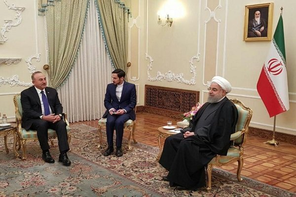 Iran ready to help Turkey with its concerns in Syria