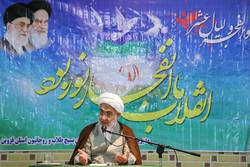 انقلاب اسلامی برخاسته از ایمان و دین مردم بود