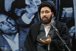 دیدار خبرنگاران قمی با حجت الاسلام سید علی خمینی