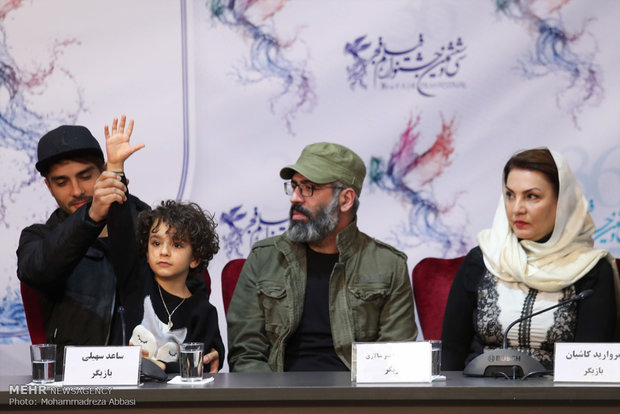 36th Fajr Filmfest. on 6th day