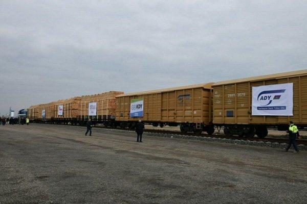 ۴.۵ میلیون تن بار در راه آهن شرق بارگیری شد