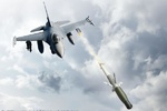 بمباران دیرالزور توسط ائتلاف آمریکا