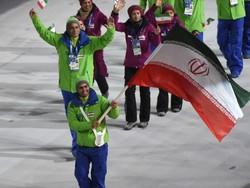پرچمدار المپیک زمستانی