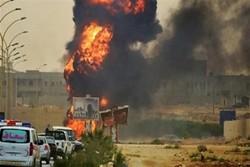 عملیات انتحاری در یک مسجد در شهر «بنغازی» لیبی