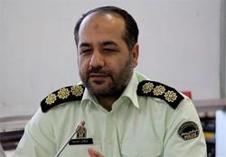 میکائیل احمدزاده رئیس پلیس پیشگیری آذربایجان شرقی