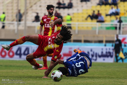 دیدار فولاد خوزستان و استقلال خوزستان