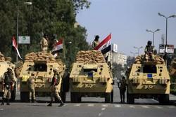 هرگونه انتقاد از ارتش و پلیس مصر با مجازات شدید مواجه می شود