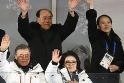 مقامات بلندپایه کره شمالی و جنوبی