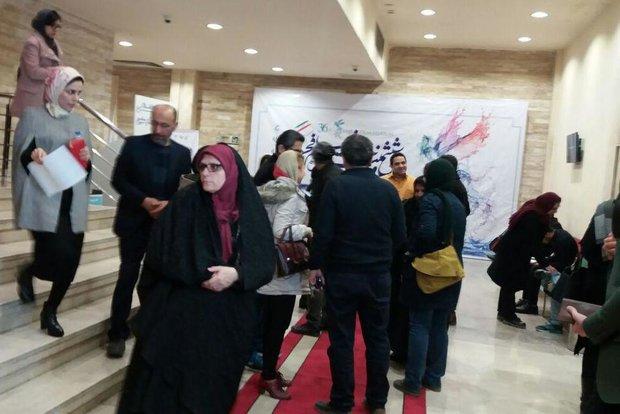 جشنواره فیلم فجر درگرگان - کراپشده