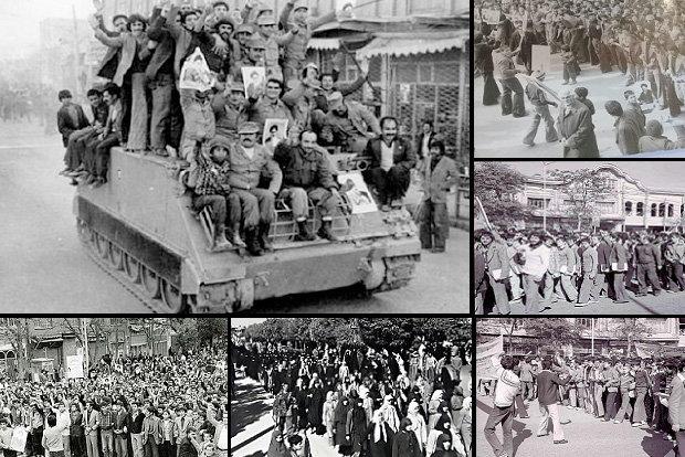 وقایع انقلاب در استان همدان