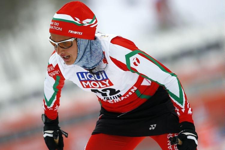 پایان کار زودهنگام سمانه بیرامی باهر در المپیک زمستانی