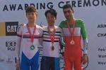 Iranian cyclist wins bronze in 2018 Cycling C'ships in Myanmar