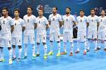 تیم ملی فوتسال ایران همچنان در رده ششم جهان