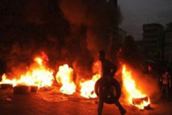 اعتراضات در اردن