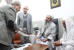 بانک پاسارگاد - مولوی عبدالحمید اسماعیل زهی
