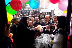درمانگاه شبانه روزی شهر اقبالیه افتتاح شد