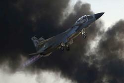 پرواز  گسترده جنگنده های صهیونیست بر فراز جنوب لبنان