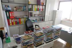 کتابخانه خوابگاه دانشجویی