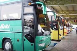جابجایی ۱۴۴ هزار نفر از طریق ناوگان حملونقل مسافر لرستان