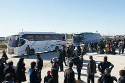 رشد جابجایی مسافر با ناوگان حمل و نقل عمومی در چهارمحال و بختیاری