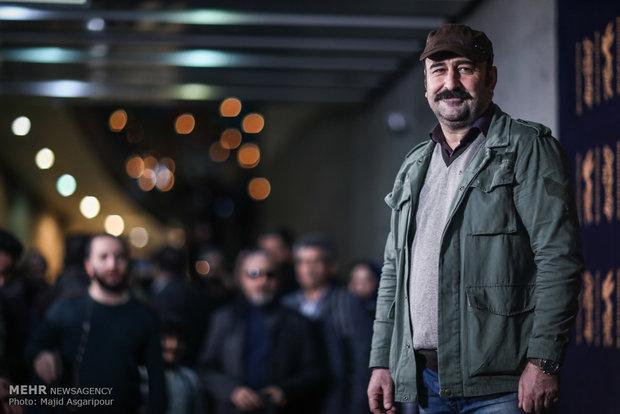 مهران احمدی کارگردان مصادره در هشتمین روز از جشنواره فیلم فجر