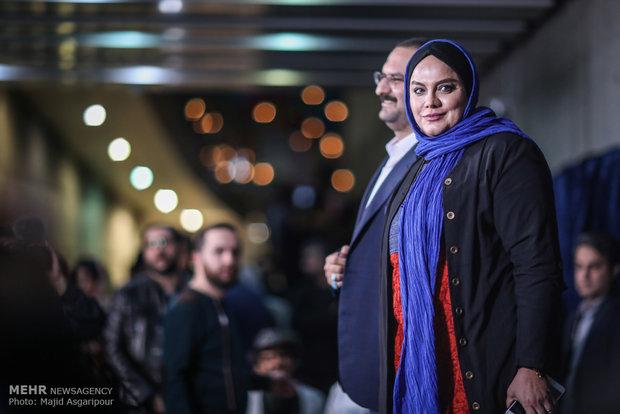 نرگس آبیار در هشتمین روز از جشنواره فیلم فجر