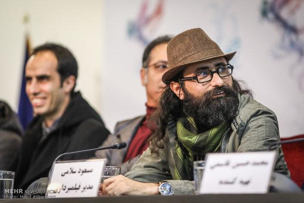 مسعود سلامی فیلمبردار فیلم مصادره