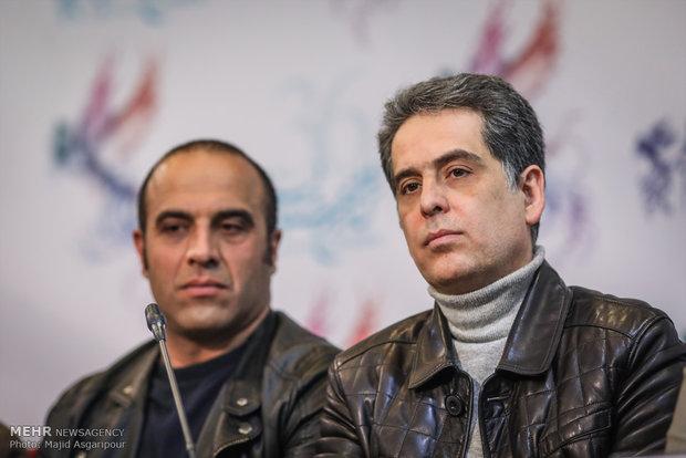بهزاد عبدی آهنگساز فیلم دارکوب در هشتمین روز از جشنواره فیلم فجر