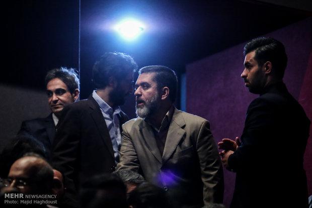 سید محمود رضوی تهیه کننده فیلم دارکوب در هشتمین روز از سی و ششمین جشنواره فیلم فجر