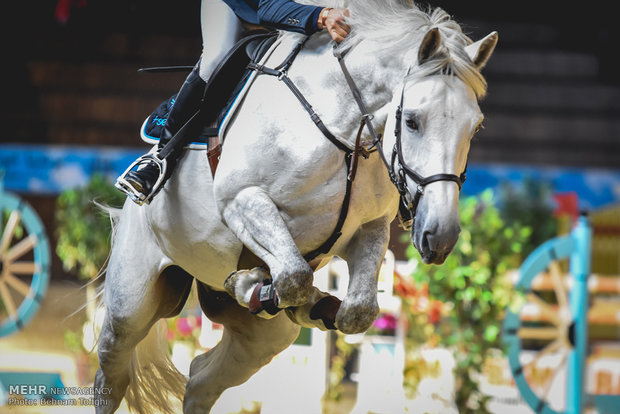 فینال مسابقات بین المللی پرش با اسب CSI