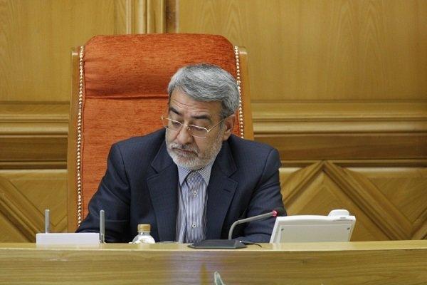 وزير الداخلية الايراني يراسل نظيره الباكستاني لبدء عمليات مشتركة