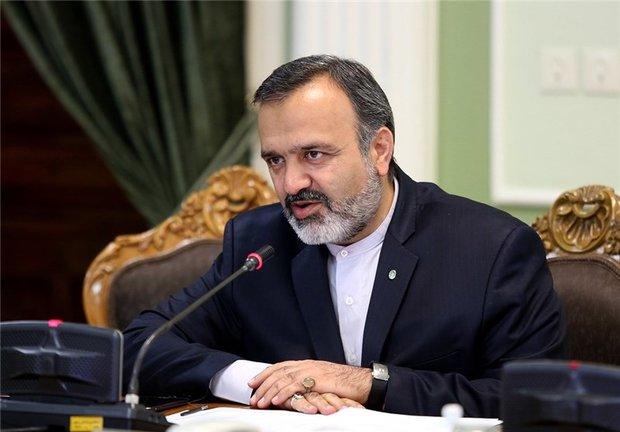 رئيس منظمة الحج الايرانية يتوجه الى الرياض تلبية لدعوة وزير الحج السعودي