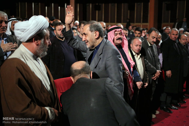 Gathering of foreign guests to 39th anniv. of Islamic Revolution