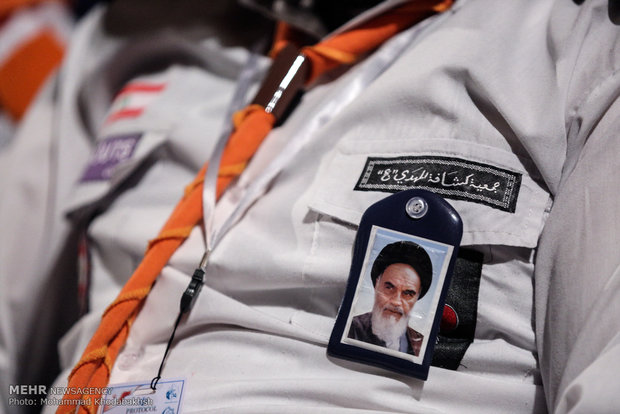 همایش هم اندیشی میهمانان خارجی شرکت کننده در جشن فجر انقلاب اسلامی