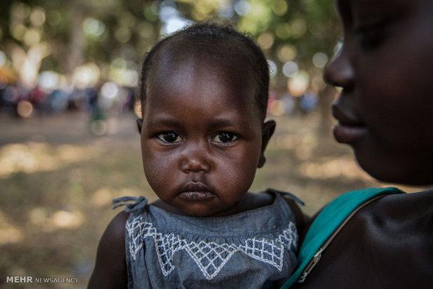 کودکان سرباز در سودان جنوبی
