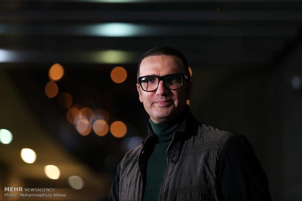 محمدرضا فروتن عضو هیئت داوران سی و ششمین جشنواره فیلم فجر