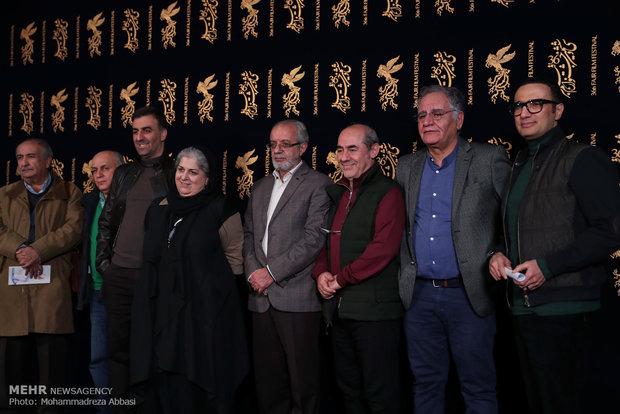 اعضای هیئت داوران سی و ششمین جشنواره فیلم فجر