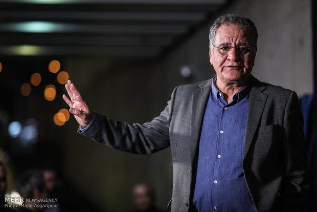 رسول صدرعاملی عضو هیئت داوران سی و ششمین جشنواره فیلم فجر