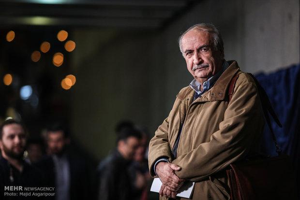 خسرو دهقان عضو هیئت داوران سی و ششمین جشنواره فیلم فجر