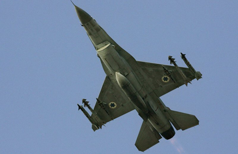 Syria says its defenses respond to Israeli raid