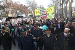 خراسان شمالی یکپارچه صدای انقلاب گرفت/اعلام اعتمادو علاقه بهنظام