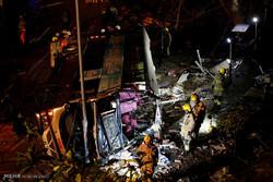 تصادف مرگبار در هنگ کنگ