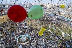 کدام مسئولان در راهپیمایی ۲۲ بهمن حضور یافتند