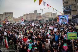 محدودیتهای ترافیکی راهپیمایی ۲۲ بهمن در شهرستان اندیمشک اعلام شد