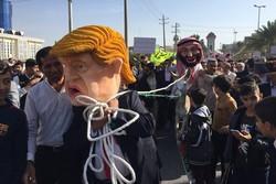 افسار آل سعود در دست ترامپ/ مردم دستهای پلید را میبینند