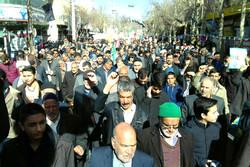راهپیمایی خمین