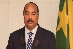 تبریک رئیس جمهوری موریتانی به روحانی و مردم ایران