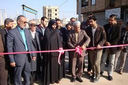 دو پروژه روستایی در شهرستان البرز افتتاح شد