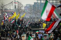 ایران میں22 بہمن کے دن شاندار ریلیاں/2